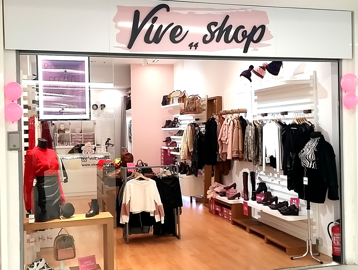 VIVE SHOP 44